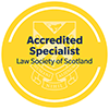 Accredited Specialist Law Society