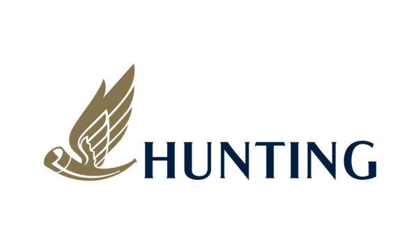 Hunting PLC Champion Logo