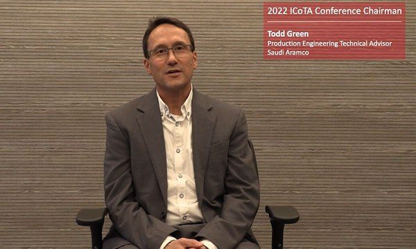 2022 SPE/ICoTA Conference Chairman, Todd Green - Video