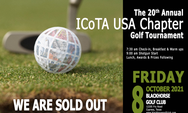 Golf sold out 600 events