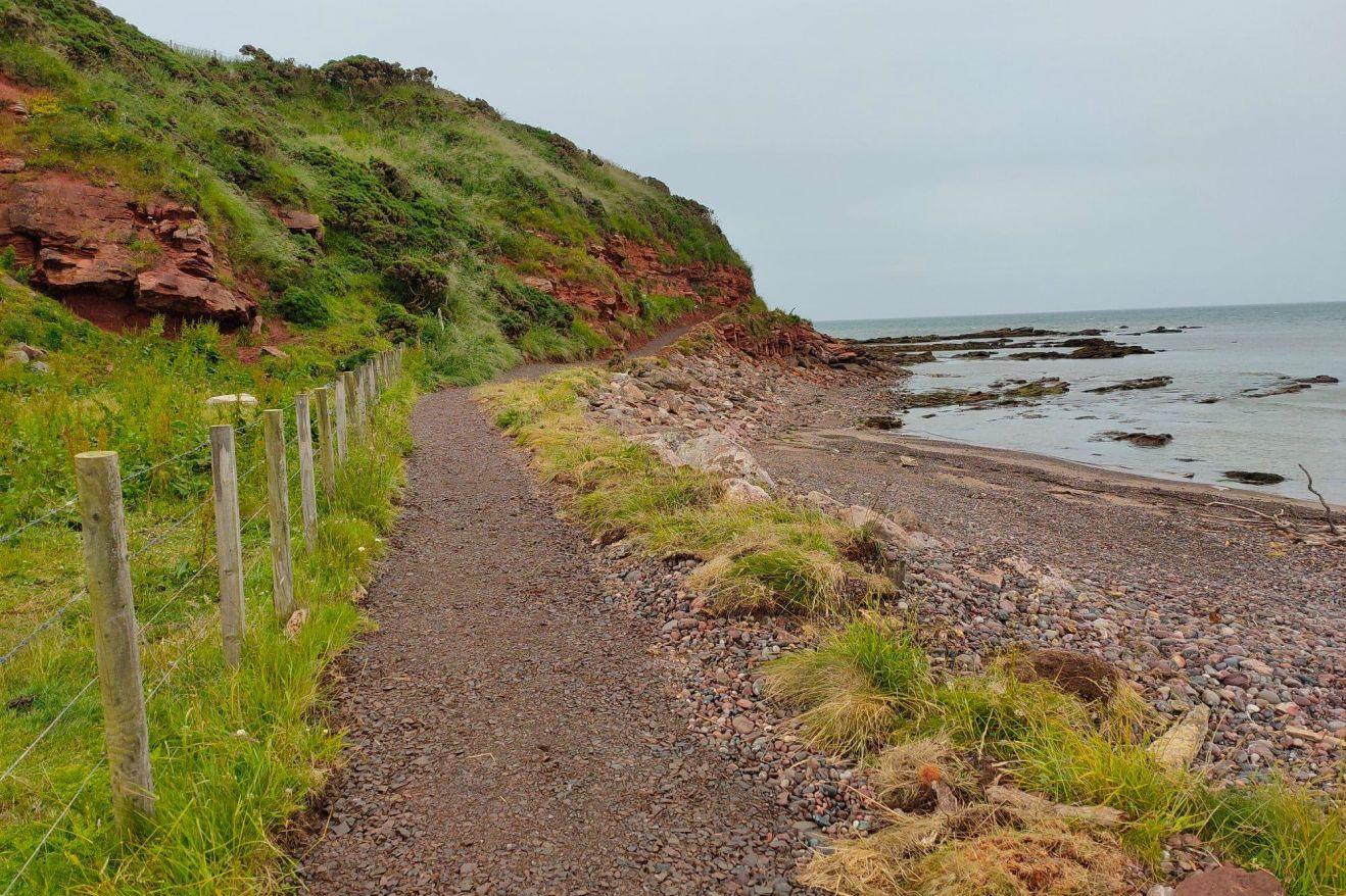 Coastal path 2
