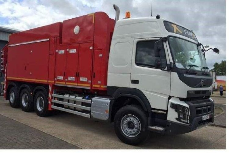 New Suction Excavator added to Fleet