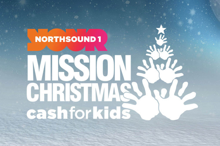 Cash for Kids - Mission Christmas
